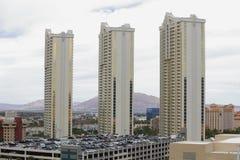 Os condomínios grandes Las Vegas do GM da assinatura Imagens de Stock