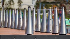 Os cones Fotos de Stock Royalty Free