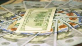Os dólares americanos estão girando filme