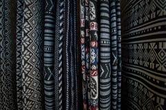 Os 22-24 de setembro de 2017, Chiang Rai Silk e algodão justos Fotografia de Stock Royalty Free