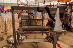 Os 22-24 de setembro de 2017, Chiang Rai Silk e algodão justos Imagem de Stock Royalty Free