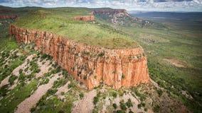 Os dedos - escala de Cockburn, Kimberley do leste Fotografia de Stock Royalty Free
