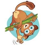 os desenhos animados do vetor consideram-no adeus amigos Imagem de Stock