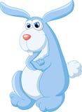 Os desenhos animados grandes do coelho Foto de Stock Royalty Free