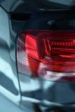 Os detalhes exteriores do carro Elemento do projeto Imagem de Stock Royalty Free