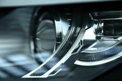 Os detalhes exteriores do carro Elemento do projeto Fotos de Stock Royalty Free