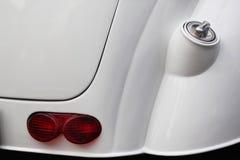 Os detalhes exteriores do carro Elemento do projeto Fotografia de Stock Royalty Free
