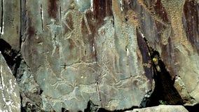Os deuses antigos Imagens de Stock