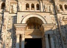 Os di Pavia de Certosa Foto de Stock