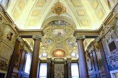 Os di Santa Maria Maggiore da basílica em Roma Imagens de Stock Royalty Free