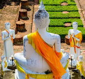 Os discípulo da Buda Foto de Stock Royalty Free