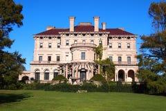 Os disjuntores, mansão de Newport, Rhode - ilha Fotos de Stock