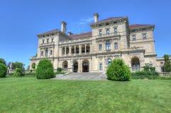 Os disjuntores - Newport, Rhode Island fotos de stock royalty free