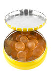 Os doces Imagem de Stock Royalty Free