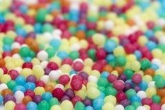 Os doces coloridos polvilham Imagem de Stock