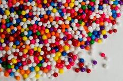 Os doces polvilham Imagens de Stock