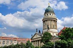 Os DOM de Französischer, Berlim Fotografia de Stock Royalty Free