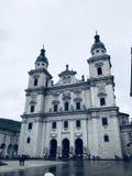 Os DOM de Salzburger foto de stock royalty free