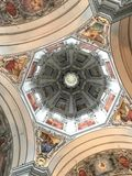 Os DOM de Salzburger foto de stock