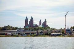 Os DOM de Speyer Fotos de Stock