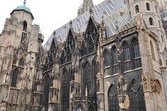 Os DOM de Stephens em Viena, Áustria Foto de Stock