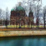 Os DOM do berlinês Fotografia de Stock Royalty Free
