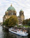 Os DOM do berlinês (Berlin Cathedral) Fotos de Stock Royalty Free