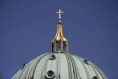 Os DOM do berlinês (catedral de Berlim) Imagens de Stock Royalty Free