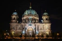 Os DOM do berlinês da abóbada de Berlim Fotos de Stock Royalty Free