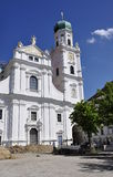 Os DOM do St. Stephans Fotografia de Stock