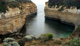 Os doze apóstolos (Victoria) - Austrália Foto de Stock Royalty Free