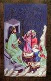 Osądzenie Solomon ilustracja wektor