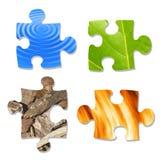 Os elementos básicos Imagem de Stock