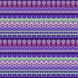 Os elementos sem emenda orientais do arabesque do damasco do teste padrão texture para trás Imagens de Stock Royalty Free