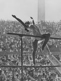 1936 OS:er, Berlin, Tyskland Arkivbild