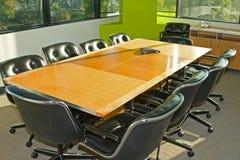 Os espaços de escritórios Imagem de Stock Royalty Free