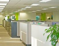 Os espaços de escritórios Fotografia de Stock Royalty Free