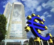 Os euro- 2 Foto de Stock