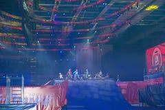 OS för stadionsportkomplex Royaltyfria Bilder