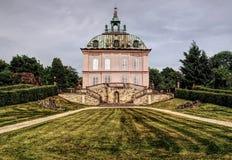 Os faisão fortificam Saxony fotografia de stock