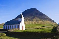Os Faroe Island Foto de Stock