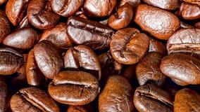 Os feijões de café, came movem-se para a direita filme