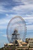 Os ferris do pulso de disparo 21 de Cosmo rodam dentro Yokohama, Japão imagens de stock royalty free