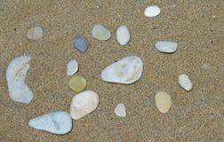 Os fundos Textured do contexto dos tijolos da construção que constroem a pedra textured concreta abstrata material do granito sur Imagens de Stock Royalty Free