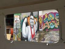 Os grafittis Imagem de Stock Royalty Free