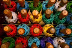 Os guarda-chuvas Imagem de Stock Royalty Free