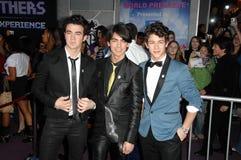 Os irmãos de Jonas Foto de Stock Royalty Free
