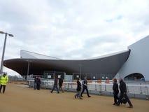 Os Jogos Olímpicos situam em Strafford Imagens de Stock
