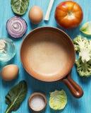Os legumes frescos imagem de stock