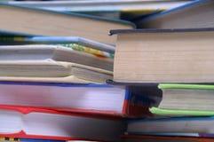 Os livros imagem de stock